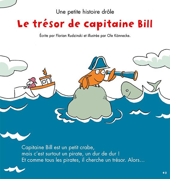 Capitaine Bill