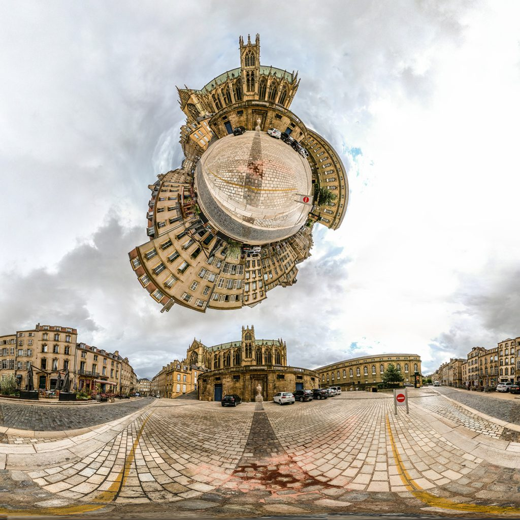 2019-08 - Metz - Place de Chambre - Florian Rudzinski